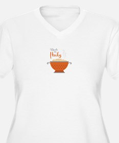 Made in Italy Plus Size T-Shirt