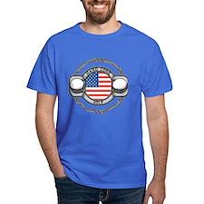 USA Hard Core Golf T-Shirt