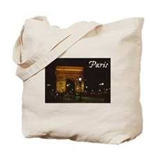 Cute Arc de triomphe Tote Bag