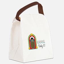 COOL Daddy-O! Canvas Lunch Bag
