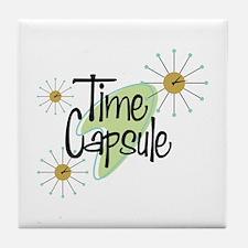 Time Capsule Tile Coaster