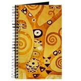 Klimt Journals & Spiral Notebooks