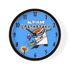 Dexters Laboratory Wall Clock