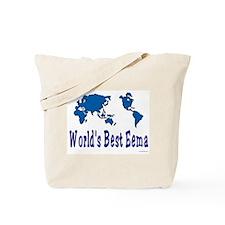 World's Best Eema Tote Bag