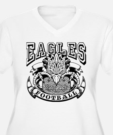 Eagles Football Plus Size T-Shirt