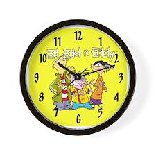 Ed Edd N Eddy Wall Clock