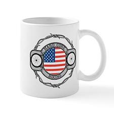 USA Hard Core Biking Mug