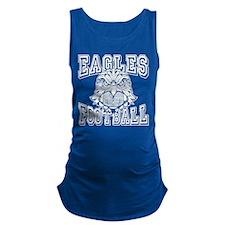 Eagles Football Maternity Tank Top