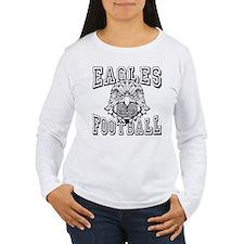 Eagles Football Long Sleeve T-Shirt