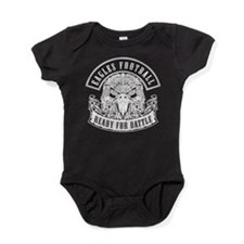 Eagles Football Ready for Battle Baby Bodysuit