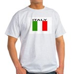 Italy Flag II Light T-Shirt