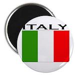 Italy Flag II Magnet