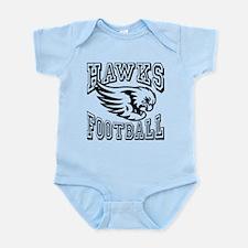 Hawks Football Body Suit