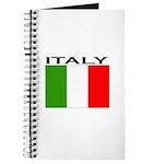 Italy Flag II Journal