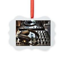 musica cascos Ornament