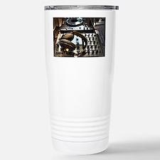 musica cascos Stainless Steel Travel Mug