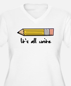 Unique English writer T-Shirt