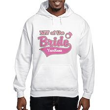 BFF of the Bride Hoodie Sweatshirt
