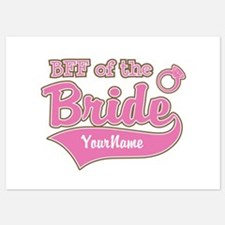 BFF of the Bride Invitations