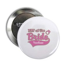 "BFF of the Bride 2.25"" Button (10 pack)"