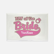 BFF of the Bride Rectangle Magnet