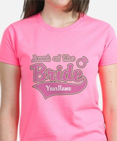 Aunt of the Bride Tee