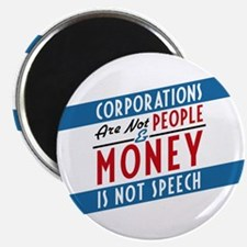 Corporations are not People Magnet