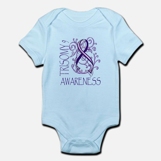 TRISOMY Infant Bodysuit