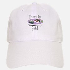 Powered by Sushi Baseball Baseball Cap