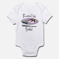 Powered by Sushi Infant Bodysuit