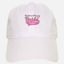 Grandma of the Bride Baseball Baseball Cap