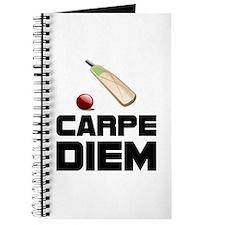 Carpe Diem Cricket Journal