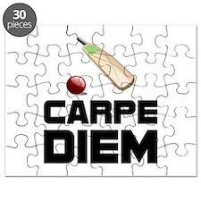 Carpe Diem Cricket Puzzle