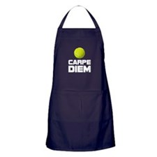 Carpe Diem Tennis Apron (dark)