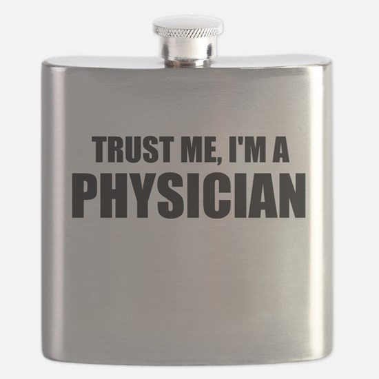 Trust Me, Im A Physician Flask