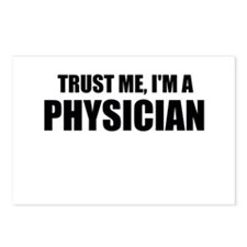 Trust Me, Im A Physician Postcards (Package of 8)