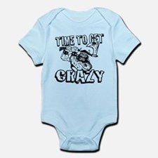 TIME TO GET CRAZY! Body Suit