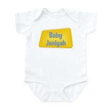 Baby Janiyah Infant Bodysuit