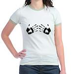 Hand Prints Jr. Ringer T-Shirt