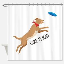 Take Flight Shower Curtain