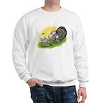 Narragansette Turkey Pair Sweatshirt