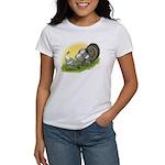 Narragansette Turkey Pair Women's T-Shirt