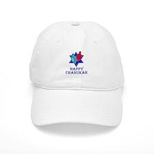 Star and Dreidels Baseball Cap