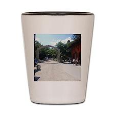 Labadee, Haiti  Shot Glass