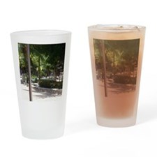 Labadee Vacation Drinking Glass