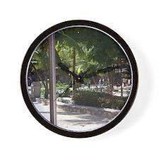 Labadee Vacation Wall Clock