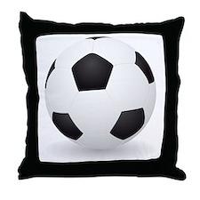 Fußball Throw Pillow