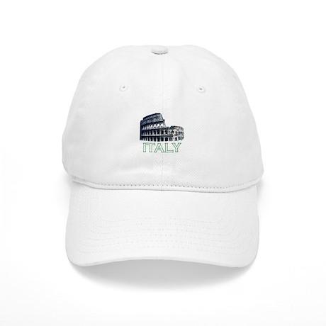 Italy (Colosseum - Dark) Cap