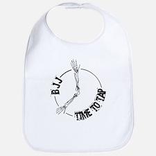 BJJ - Time to tap Bib