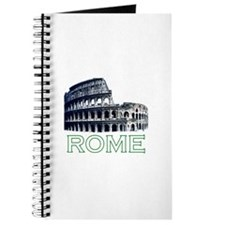 Rome, Italy (Colosseum) Journal